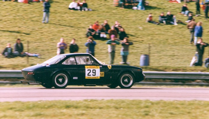 During the PMFC years there were a number of V12s that took part