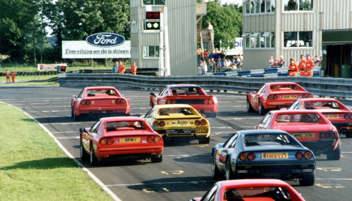 Oulton Park has been on our calendar forever