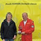 Overall race winner Gary Culver